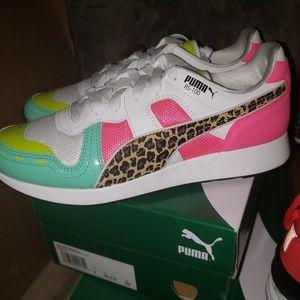 97dccd1d0d3c Puma Shoes - 🆕️Puma RS-100 PARTY CROCS, Sz 8&12, ...